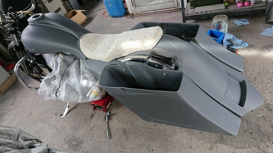 Bagger custom paint_e0269313_17193092.jpg