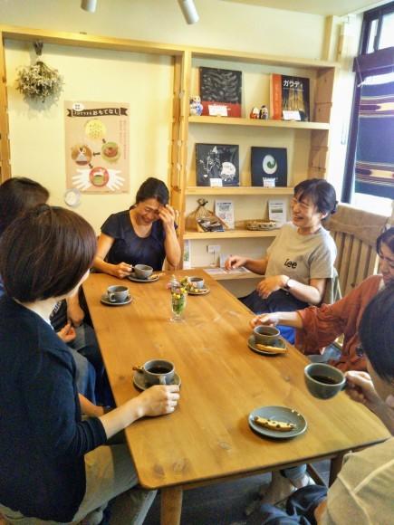 ゲイシャお茶会_e0349922_13273774.jpg