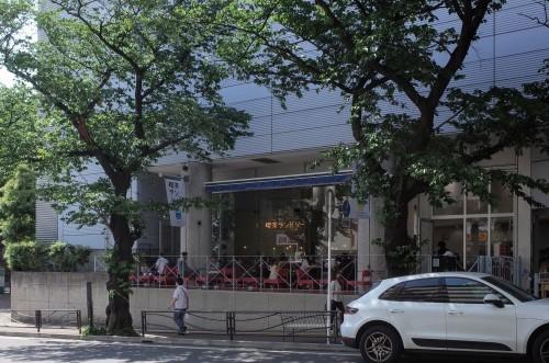 喫茶ランドリー 宮崎台店_d0004728_09285369.jpg