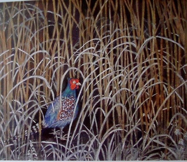 母の日 アビランドと日本画_d0269832_02494755.jpeg