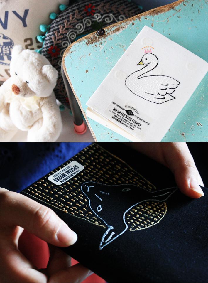 「刺繍風」ブックカバーを簡単DIY_d0351435_18092959.jpg