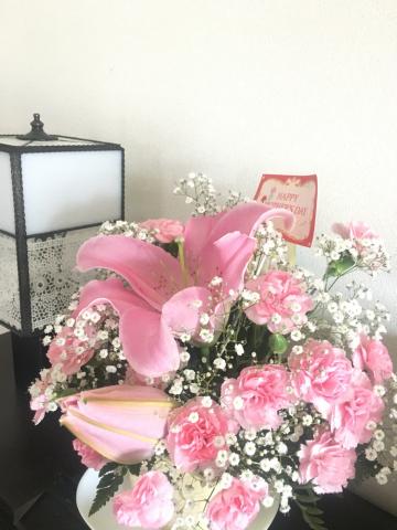 予期せず届いた、母の日のプレゼント。_c0263061_07500100.jpg