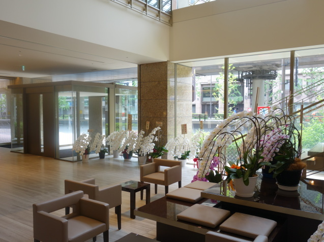 ザ・キタノホテル東京 (1)_b0405262_21563905.jpg