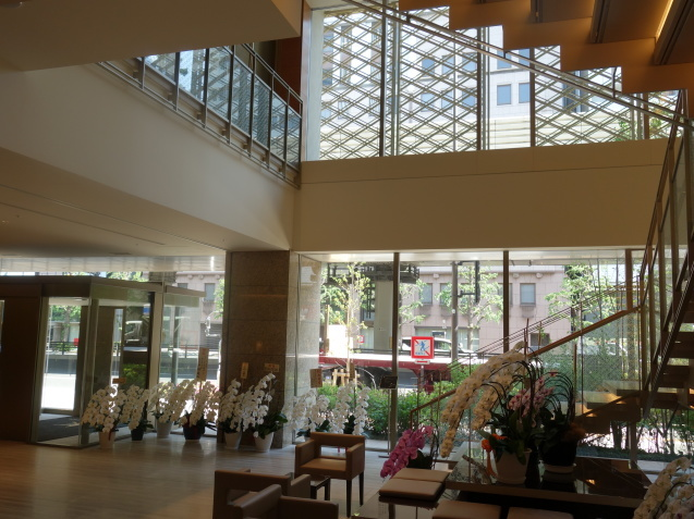 ザ・キタノホテル東京 (1)_b0405262_22195417.jpg