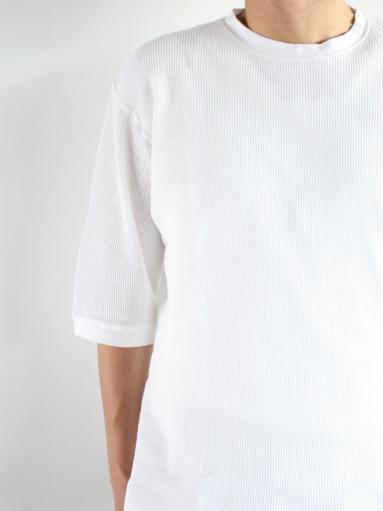 着もちいい服 F/W FACE THERMAL M/S T-SHIRT_b0139281_1542343.jpg