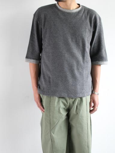 着もちいい服 F/W FACE THERMAL M/S T-SHIRT_b0139281_15423480.jpg