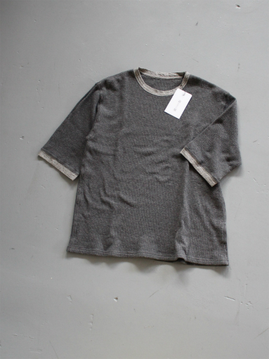 着もちいい服 F/W FACE THERMAL M/S T-SHIRT_b0139281_15431814.jpg