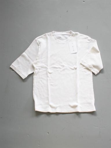 着もちいい服 F/W FACE THERMAL M/S T-SHIRT_b0139281_15433332.jpg