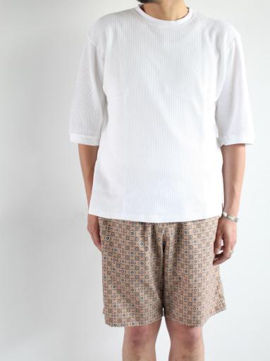 着もちいい服 F/W FACE THERMAL M/S T-SHIRT_b0139281_1543335.jpg
