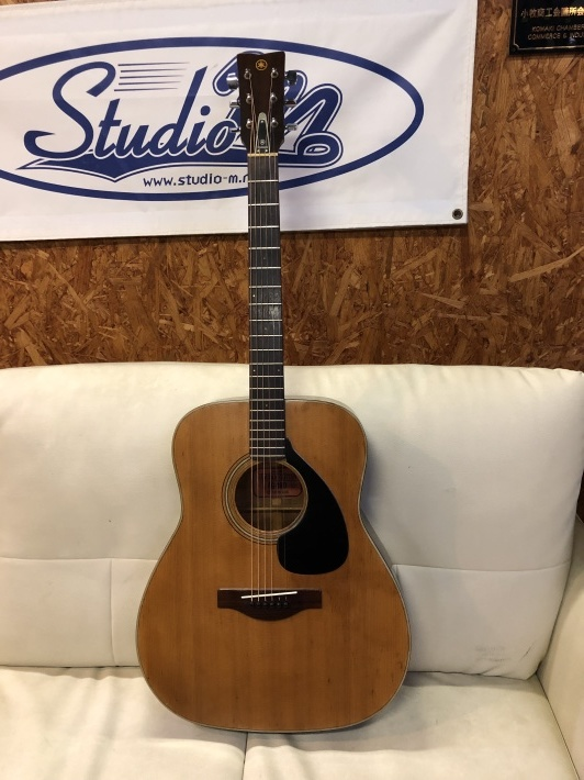 YAMAHAの国産ギター第1号FG-180が今でも名器といわれる訳_d0063599_05452922.jpg