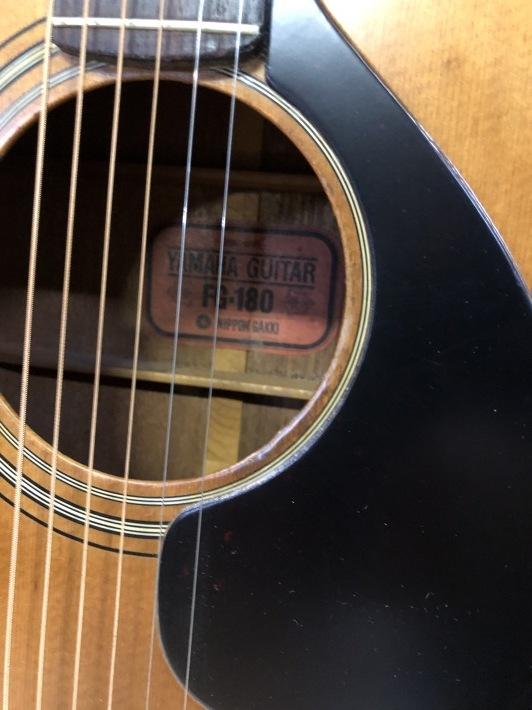 YAMAHAの国産ギター第1号FG-180が今でも名器といわれる訳_d0063599_05452982.jpg