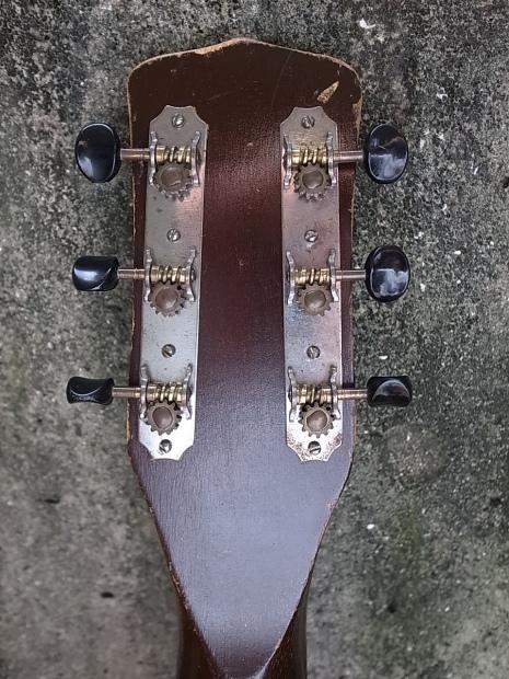 1945年製HARMONY F45/H1215ハーモニー・アーチドトップギターMade in USA Chicago_f0197703_12100636.jpg