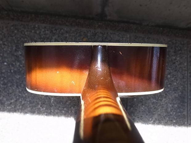1945年製HARMONY F45/H1215ハーモニー・アーチドトップギターMade in USA Chicago_f0197703_12112524.jpg