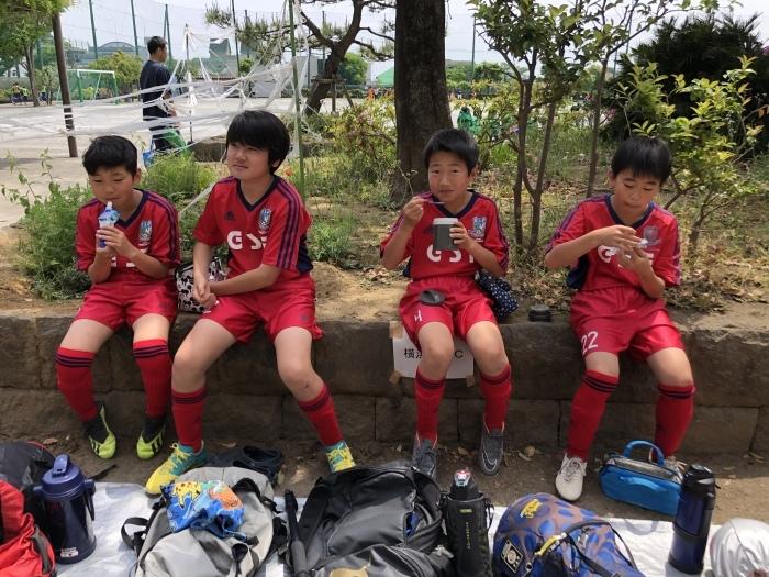 6年生 U12FAリーグ兼第46回横浜市春季サッカー大会 5日目_a0109316_09500651.jpeg