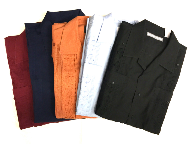 「 キューバシャツ & ロッキンスラックス 」_c0078333_18054585.jpg