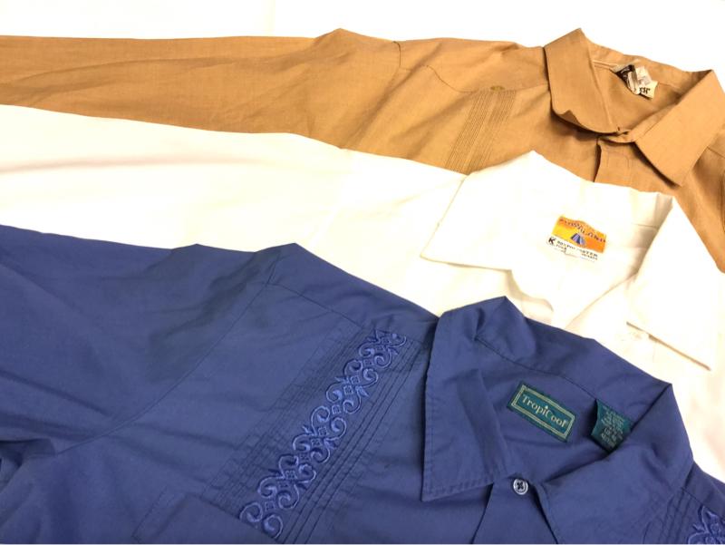 「 キューバシャツ & ロッキンスラックス 」_c0078333_18103263.jpg
