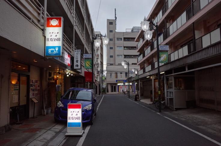 ステーキ・洋食 HAYASHI 千葉県松戸市稔台/街の洋食屋さん_a0287336_19123872.jpg