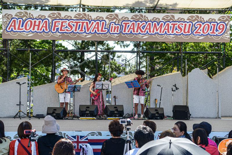 アロハフェスティバル in TAKAMATSU メインステージ①_d0246136_18272189.jpg