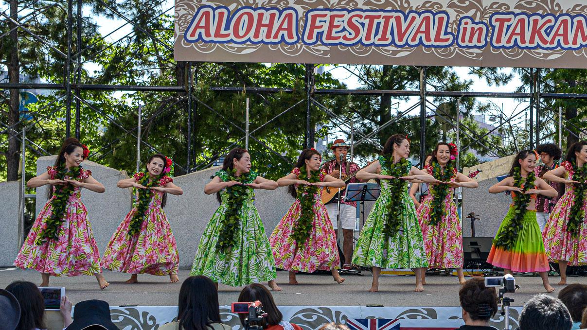アロハフェスティバル in TAKAMATSU メインステージ①_d0246136_18274545.jpg