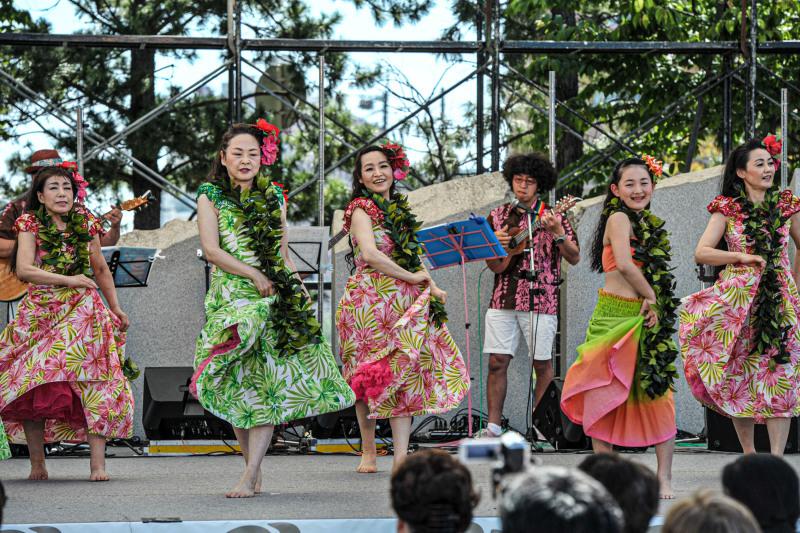 アロハフェスティバル in TAKAMATSU メインステージ①_d0246136_18275163.jpg