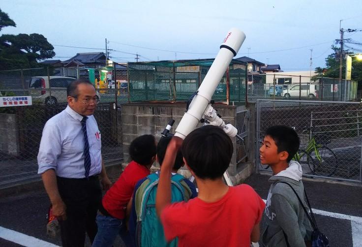 天体観測日和☀☽_e0346137_16431249.jpg