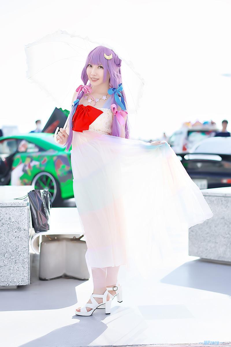 天使 みゅ。 さん[Miyu.Amatsuka] @miyu_ku 2019/05/05 ビッグサイト(Tokyo Big Sight)例大祭[reitaisai]_f0130741_224840.jpg