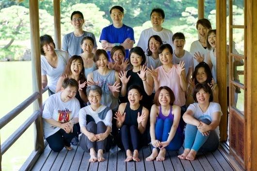 Breathing Mayu Yoga 2019 @清澄白河庭園 イベントのお知らせです_a0267845_18083367.jpg