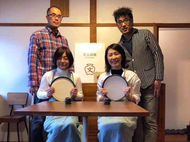 【たベルたベル】with 文五郎窯 2019~bungorogama café~大盛況でした☆_d0298850_13301616.jpg