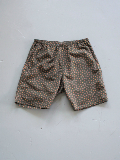 NEEDLES Swim Short - Nylon Tussore_b0139281_14252387.jpg