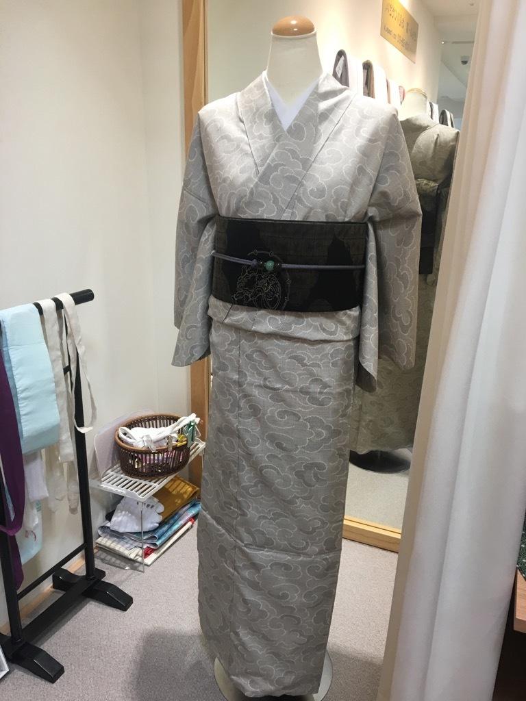 お暑うございます。 : リサイクル着物たんす屋NEXT 大宮店ブログ