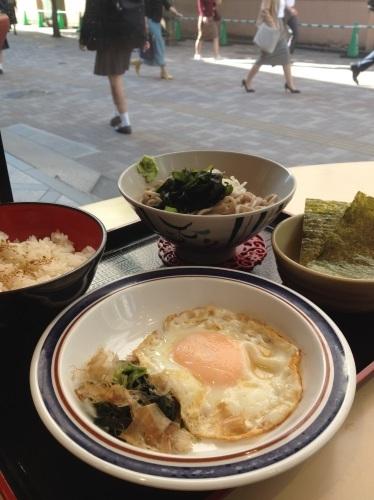 281杯目:富士そば市川店で選べる朝定食_f0339637_07304243.jpg