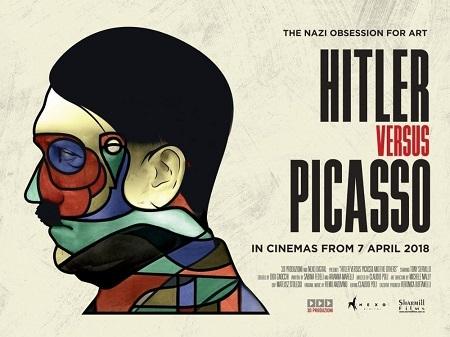 ヒトラーVS.ピカソ 奪われた名画の行方 Hitler contro Picasso e gli altri_e0040938_15261052.jpg