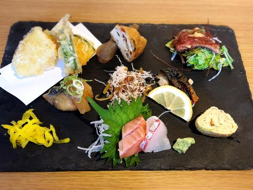旬魚菜 plus 伊賀牛 悠_e0292546_05295020.jpg