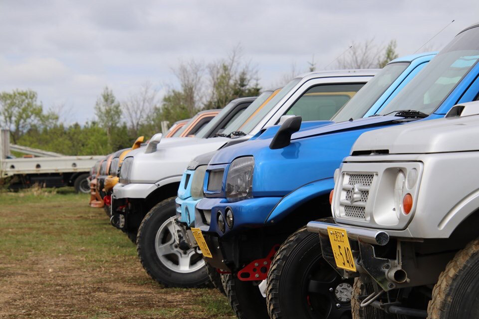 『THE NORTH JIMNY TRIAL 2019』第1戦、無事終了しましたー!_a0143349_14073830.jpg