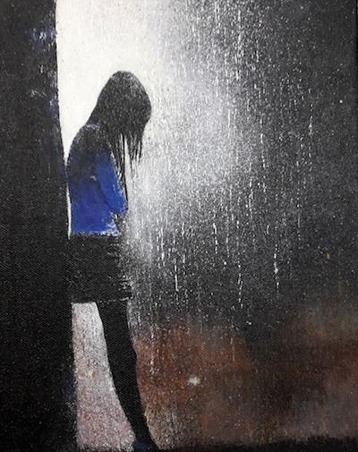 痛みのペンキ雨を見たかい? Have you ever seen the painting pain rain?_c0109850_21121117.jpg