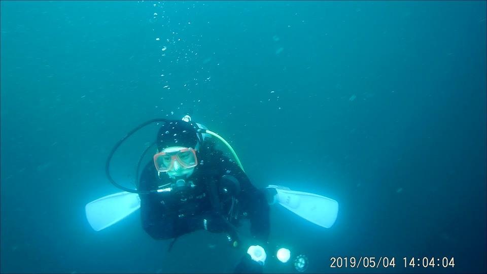 0516 ダイビングの歴史 72 海の世界 1974-07_b0075059_15295232.jpg