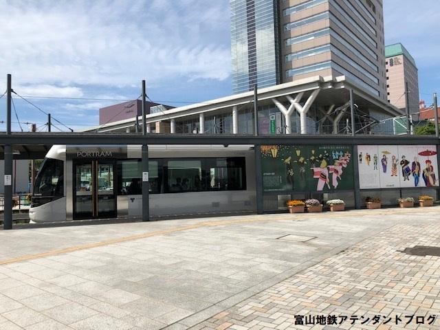南北接続までの富山駅の様子をお届けします♪_a0243562_12083043.jpg