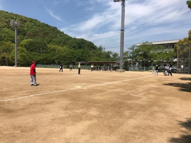 ライオンピック ソフトボール大会を開催_b0188483_09181209.jpg