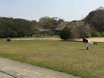 平成最後のハシゴ花見 第1弾〜♪_e0123286_16301012.jpg