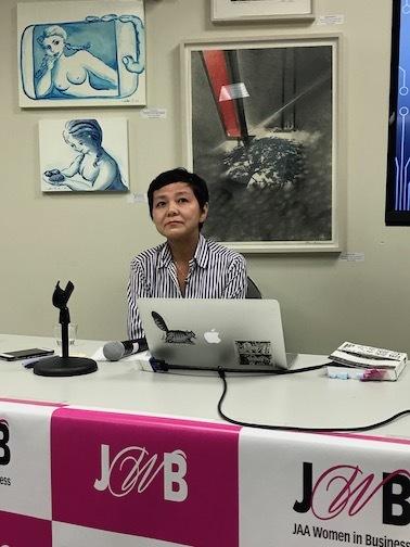 『現代アメリカ政治とメディア』津山恵子さん講演! ネットの時代における政治の分断とは_c0050387_15411613.jpeg