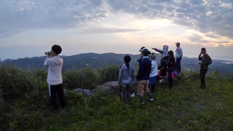 春の八重岳の自然観察会 無事終了しました_a0247891_10305573.jpg