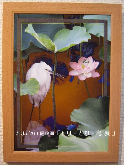 たまごの工房企画「トリ・とり・鳥 展」 その4_e0134502_17471021.jpg