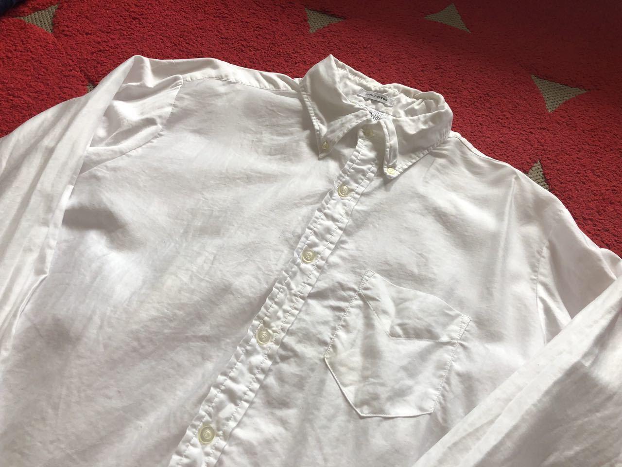 5月18日(土)入荷!60s〜 ワンウォッシュ Berma Pride  all cotton ブロードクロス IVY スタイル B.Dシャツ! _c0144020_13220607.jpg