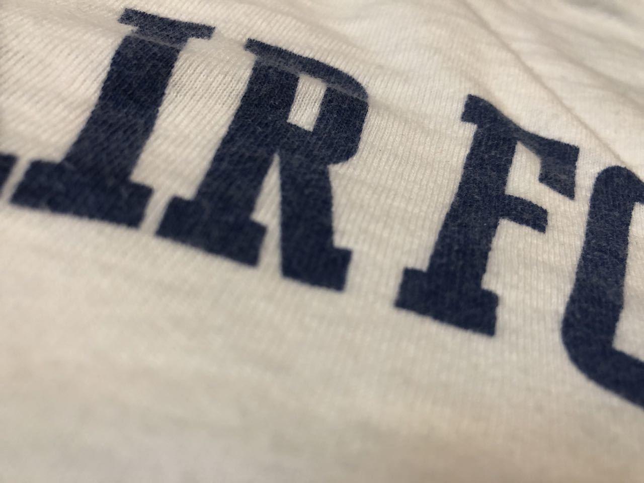 5月18日(土)入荷! 70s  U.S.A.F  all cotton 染み込み Tシャツ!_c0144020_13360685.jpg