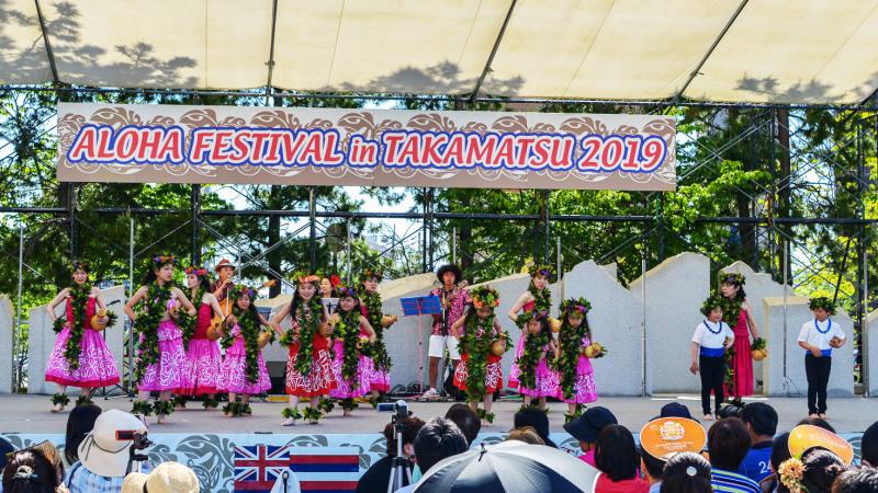 アロハフェスティバル in TAKAMATSU メインステージ ④_d0246136_16485849.jpg