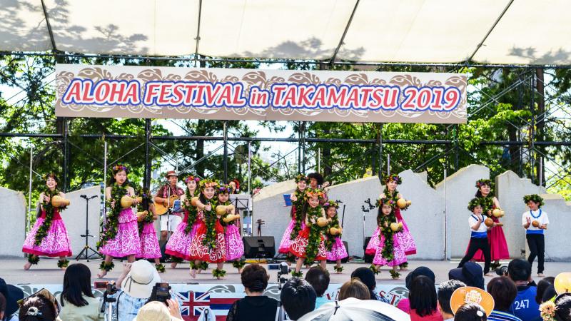 アロハフェスティバル in TAKAMATSU メインステージ ④_d0246136_16490335.jpg