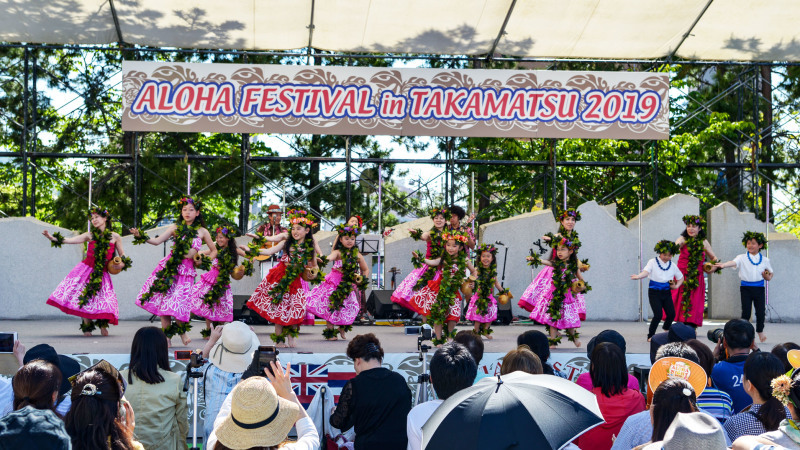 アロハフェスティバル in TAKAMATSU メインステージ ④_d0246136_16490871.jpg