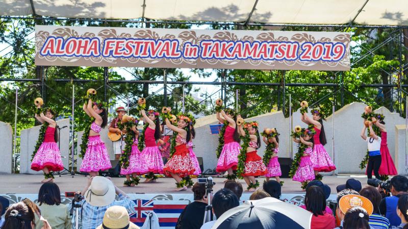 アロハフェスティバル in TAKAMATSU メインステージ ④_d0246136_16491449.jpg