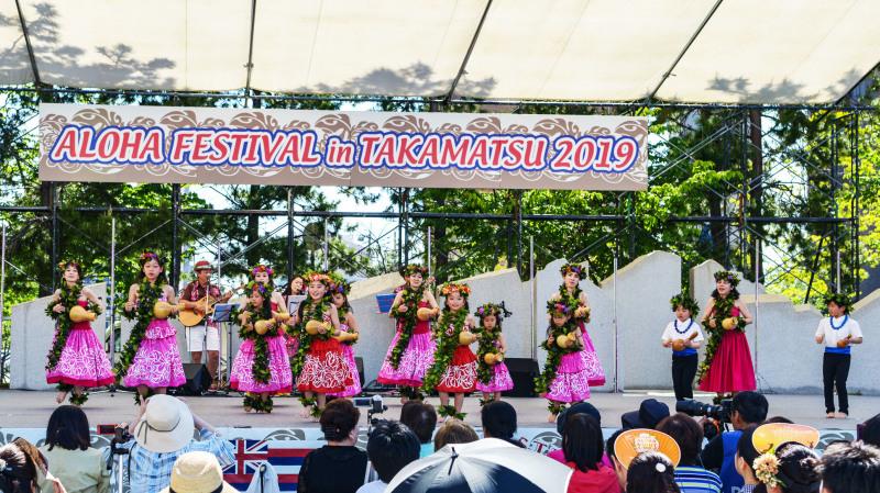 アロハフェスティバル in TAKAMATSU メインステージ ④_d0246136_16491864.jpg
