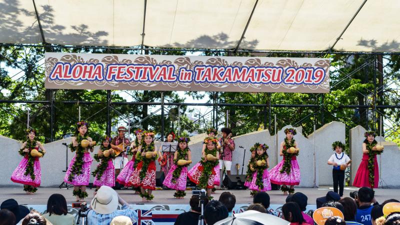 アロハフェスティバル in TAKAMATSU メインステージ ④_d0246136_16492260.jpg